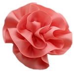 Saten Ribbon, asnjë, asnjë, lotus kuqe, 75x75mm, 40PC/Shumë,  Shumë
