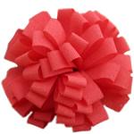 Leckë, Lule, asnjë, asnjë, i kuq, 55x55mm, 50PC/Shumë,  Shumë