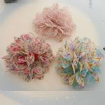 Lule, asnjë, asnjë, ngjyra të përziera, 65x65mm, 50PC/Shumë,  Shumë