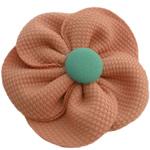 Leckë, Lule, asnjë, asnjë, rozë, 60x60mm, 70PC/Shumë,  Shumë