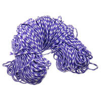 Paracord, 330 Paracord, for survival bracelet, more colors for choice, 4mm, 100m/Lot, Sold By Lot