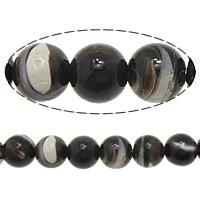 Turbanschnecken Perle, rund, 7mm, Bohrung:ca. 1.2mm, Länge:ca. 15.5 ZollInch, 10SträngeStrang/Menge, verkauft von Menge