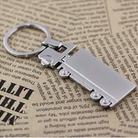 Zinklegierung Schlüsselanhänger, Auto, Platinfarbe platiniert, frei von Nickel, Blei & Kadmium, 73x30mm, 20PCs/Menge, verkauft von Menge