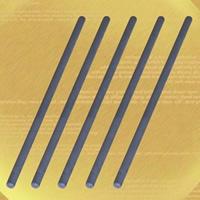 Graphit Glasstab, schwarz, 10x355mm, 4PCs/Menge, verkauft von Menge