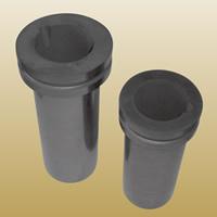 Graphit Schmelztiegel, schwarz, 65x125mm, 2PCs/Menge, verkauft von Menge