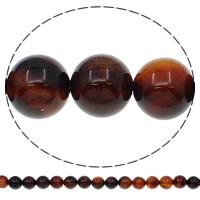 Natürliche traumhafte Achat Perlen, Traumhafter Achat, rund, verschiedene Größen vorhanden, Bohrung:ca. 1mm, Länge:ca. 15.7 ZollInch, verkauft von Tasche