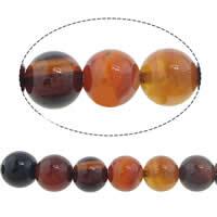 Natürliche traumhafte Achat Perlen, Traumhafter Achat, rund, 8mm, Bohrung:ca. 0.8-1mm, Länge:ca. 15.5 ZollInch, 10SträngeStrang/Menge, ca. 49PCs/Strang, verkauft von Menge