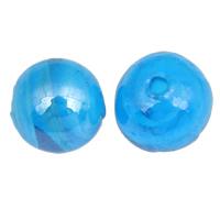 Innerer Twist Lampwork Perlen, rund, handgemacht, innen Twist, keine, 15mm, Bohrung:ca. 2mm, 50PCs/Tasche, verkauft von Tasche