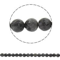 Labradorit Perlen, rund, synthetisch, verschiedene Größen vorhanden & facettierte, Bohrung:ca. 1mm, verkauft per ca. 14.5 ZollInch Strang