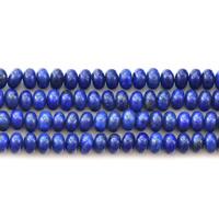 Synthetischer Lapislazuli Perlen, Rondell, verschiedene Größen vorhanden, blau, Bohrung:ca. 1mm, verkauft per ca. 15.5 ZollInch Strang