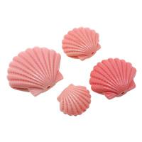 Riesenmuscheln Perlen, Riesenmuschel, Schale, geschnitzt, verschiedene Größen vorhanden, 5PCs/Menge, verkauft von Menge