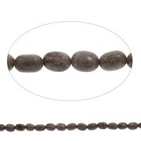 Rhodonit Perlen, oval, 9x12mm, Bohrung:ca. 1.5mm, Länge:ca. 15.5 ZollInch, 5SträngeStrang/Tasche, ca. 32PCs/Strang, verkauft von Tasche
