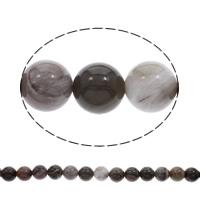 Natürliche Indian Achat Perlen, Indischer Achat, rund, 13mm, ca. 33PCs/Strang, verkauft per ca. 15.5 ZollInch Strang