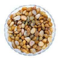 Dotter Stein Perlen, Klumpen, kein Loch, 7-11mm, 50G/Tasche, verkauft von Tasche