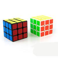 Speed-Puzzle Magic Rubik Würfel Spielzeug, Kunststoff, keine, 56x56x56mm, verkauft von PC