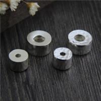 925 Sterlingsilber European Perlen, 925 Sterling Silber, Kreisring, verschiedene Stile für Wahl, 5PCs/Menge, verkauft von Menge