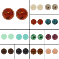 Acryl Schmuck Perlen, rund, verschiedene Größen vorhanden, keine, verkauft von Tasche