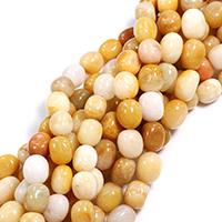 Perle, Klumpen, natürlich, 16x12x12mm, Bohrung:ca. 0.5mm, ca. 25PCs/Strang, verkauft per ca. 16 ZollInch Strang