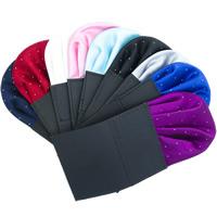 Stoff Schleife, für den Menschen, keine, 10x6cm, 10PCs/Tasche, verkauft von Tasche