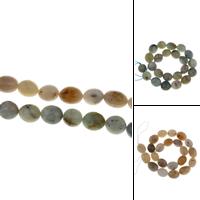 Edelstein Schmuckperlen, verschiedenen Materialien für die Wahl, 14x15x16mm-15x16x21mm, Bohrung:ca. 1mm, verkauft per ca. 15.5 ZollInch Strang