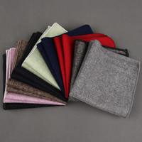 Unisex Taschentuch, Wolle, Quadrat, keine, 230x230mm, verkauft von PC