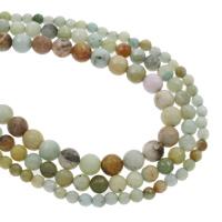 Amazonit Perle, verschiedene Größen vorhanden & facettierte, verkauft per ca. 15.5 ZollInch Strang