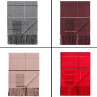 Kaschmir Schal & amp; Schal, keine, 68x188mm, verkauft von Strang
