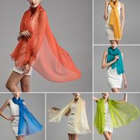 echte Seide Schal und Umschlagtuch, keine, 180x110cm, verkauft von Strang