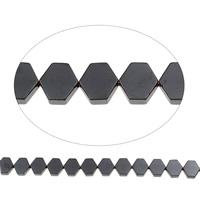 Nicht-magnetische Hämatit Perlen, Non- magnetische Hämatit, 10x9x2.50mm, Bohrung:ca. 1mm, ca. 44PCs/Strang, verkauft per ca. 15.5 ZollInch Strang