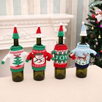 Wolle Bekleidung, Weihnachtsschmuck & verschiedene Muster für Wahl, 110x160mm,50x100mm, verkauft von setzen