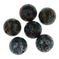Acryl Schmuck Perlen, rund, 12mm, Bohrung:ca. 1mm, ca. 480PCs/Tasche, verkauft von Tasche