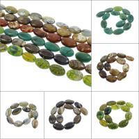 Natürliche Feuerachat Perlen, keine, 22x35x10mm-20x33x2mm, Bohrung:ca. 2mm, 13PCs/Strang, verkauft per ca. 16.1 ZollInch Strang