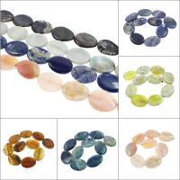 Natürliche Drachen Venen Achat Perlen, Drachenvenen Achat, keine, 42x28x7mm--38x25x6mm, Bohrung:ca. 2mm, 10PCs/Strang, verkauft per ca. 15.7 ZollInch Strang
