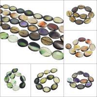 Natürliche Drachen Venen Achat Perlen, Drachenvenen Achat, keine, 32x40x10mm-30x35x5mm, Bohrung:ca. 2mm, 10PCs/Strang, verkauft per ca. 15.7 ZollInch Strang