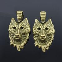 Zinklegierung Tier Anhänger, antike Bronzefarbe plattiert, verschiedene Stile für Wahl, frei von Blei & Kadmium, Bohrung:ca. 2-3mm, 50PCs/Tasche, verkauft von Tasche