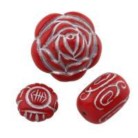 Acryl Perle, verschiedene Stile für Wahl, Bohrung:ca. 1, 1.5mm, verkauft von Tasche