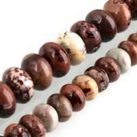 Rote Artistic Perle, Rad, verschiedene Größen vorhanden, verkauft von Strang