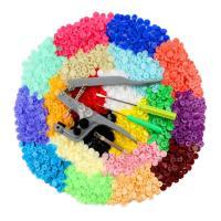 Harz Knopf Zubehöre, mit Kunststoff, rund, plattiert, verschiedene Stile für Wahl, verkauft von setzen