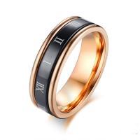 Edelstahl Ringe, plattiert, verschiedene Größen vorhanden & für Frau, 6mm, verkauft von PC