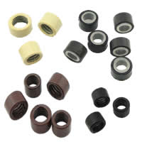 Silicone Aluminum Hair Extension Ring