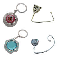 Gets.cn Zinc Alloy Bag Hanger Jewelry