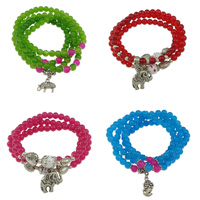 Glass Beads Multilayer Bracelets